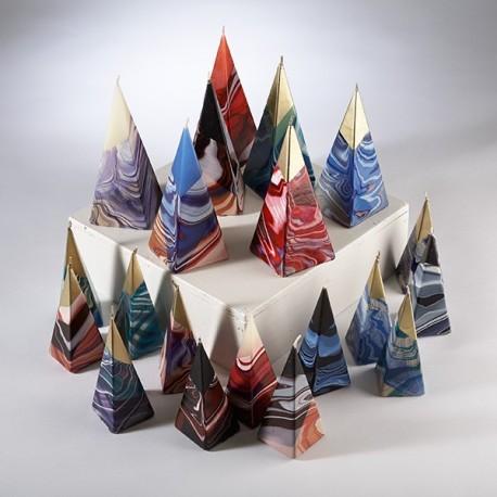 Pyramide  Marbrée  G.M.